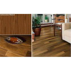 Indonesian Walnut Hardwood Flooring