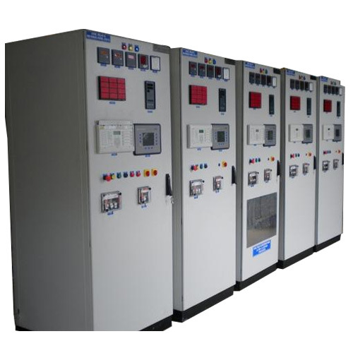 Relay Metering And Synchronizing Panel