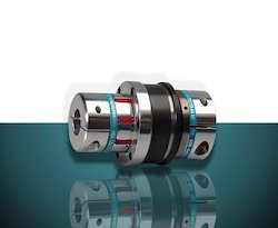 Safety Coupling with Collet Clamping
