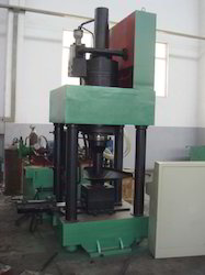 Vertical Briquetting Press