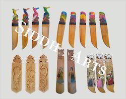 Wooden Bookmarks