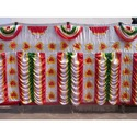 Polyester Printed Sidewall Wedding Tent