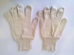 Knitted Open Lock Hand Gloves