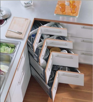 Modular Kitchen Racks