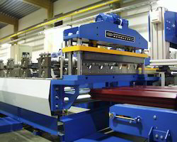 Metal Roofing Structure Making Machine