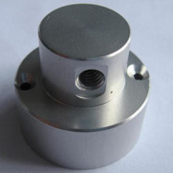 Precision Aluminum Machined Components