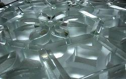 Glass Jaali