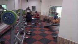 Installation In Commercial Building Gym Flooring Services, In India