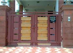 Designer Main Gate Dharti Metal Concepts Manufacturer In Vasai