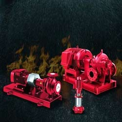 Kirloskar Fire Pumps