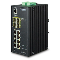 12 Ports Ethernet Networking Switches