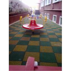 School Rubber Flooring