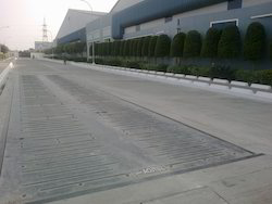 Pit Trailer Weighbridges for Textile Industry