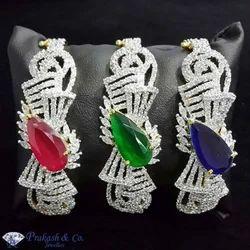 American Diamond Stone Bracelet