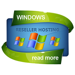 Windows Reseller Web Hosting Service