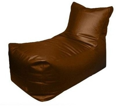 Awe Inspiring Brown Lounger Bean Bag Cover View Specifications Details Theyellowbook Wood Chair Design Ideas Theyellowbookinfo