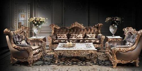 Royal Designer Sofa Set