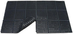 Bar Rubber Floor Mat (Interlocking type) Non Slip Mat