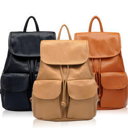 Leather School Bags
