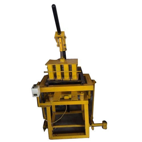 Shree Ganesh Iron Manual Brick Making Machine