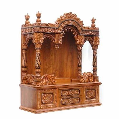 Wooden And Fiber Dewara At Rs 10000 /onwards