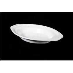 Acrylic Oval Plate