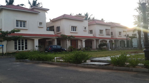 Luxury Villas Phase Construction Service