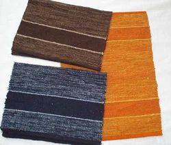 Wool Textured Rug, Size: 60x90 cm