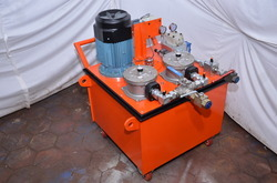Hydraulic Flushing Unit