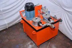 Hydraulic Flushing Unit