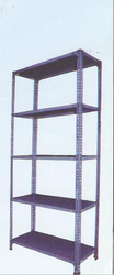 Slotted Angles Racks