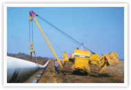 Paradip Pipeline Project