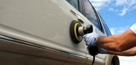 Teflon Coating Car Glass Headlamp Polishing Ascs Car Glass