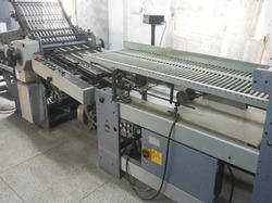 Used Stahl KC 66 Paper Folding Machine
