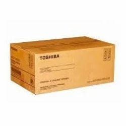Black Toshiba Toner Cartridge, For Laser Printer