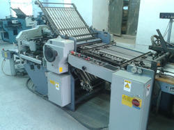 Used Stahl 66 Folding Machine (KC 66)