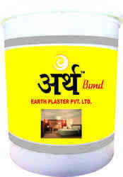 Earth Gypsum Plaster Bond Liquid, Packaging: Bucket