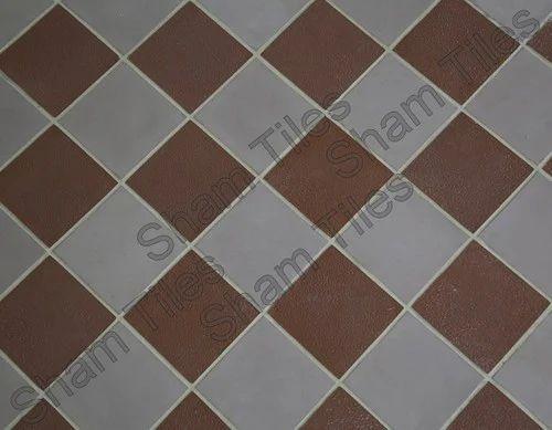 Square Designer Exterior Floor Tiles At