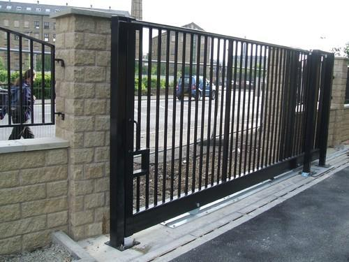 Sliding Gate Manual Sliding Gate Manufacturer From