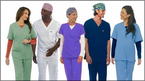 Hospital Uniforms at Rs 500 /piece(s) | New Panvel | Navi Mumbai ...