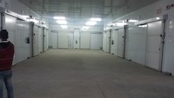 Cold Room & Doors Installation