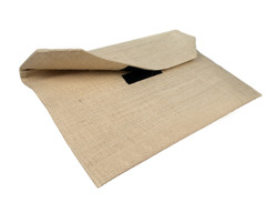 Manufacturer of Event Jute Folders & Conference Folders