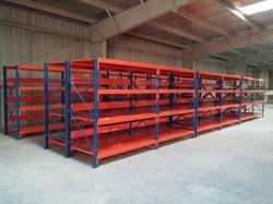 Harihar Mild Steel Heavy Duty Pallet Rack, for Warehouse
