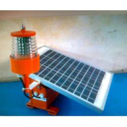 Low Intensity Solar Power Aviation Warning Light