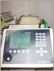 A Scan  Biometer Services