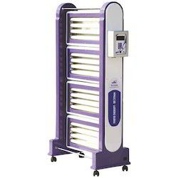 Four Panel Phototherapy Unit For Vitiligo