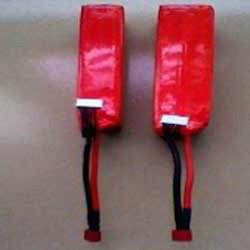 Howell 25009 Helicopter Lithuim Polymer Batteries
