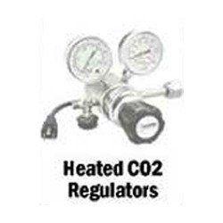 Heated Regulators (CO2 & N2O)