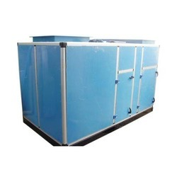 Large Stainless Steel Air Handling Unit Panel