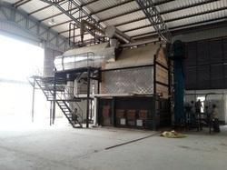 Briquettes Fired Boiler